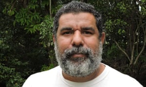 Murrumu Walubara Yidindji, the former Canberra press gallery journalist previously known as Jeremy Geia, who has renounced Australia to live under tribal law in far North Queensland.