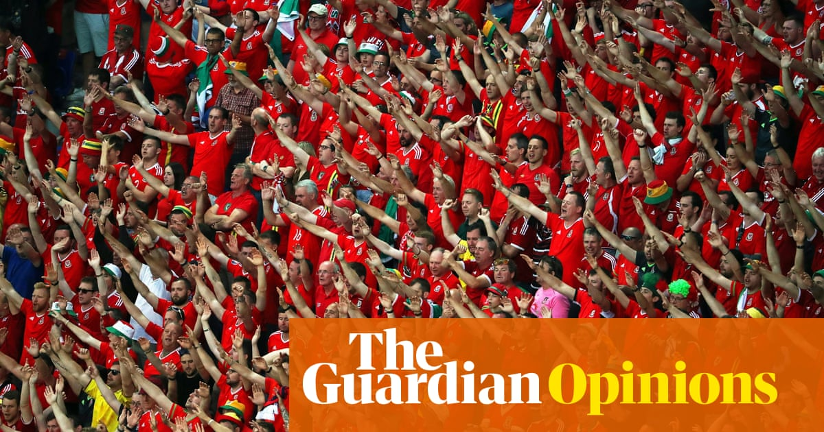 'Wales away': not just about football, but a bilingual counterculture too