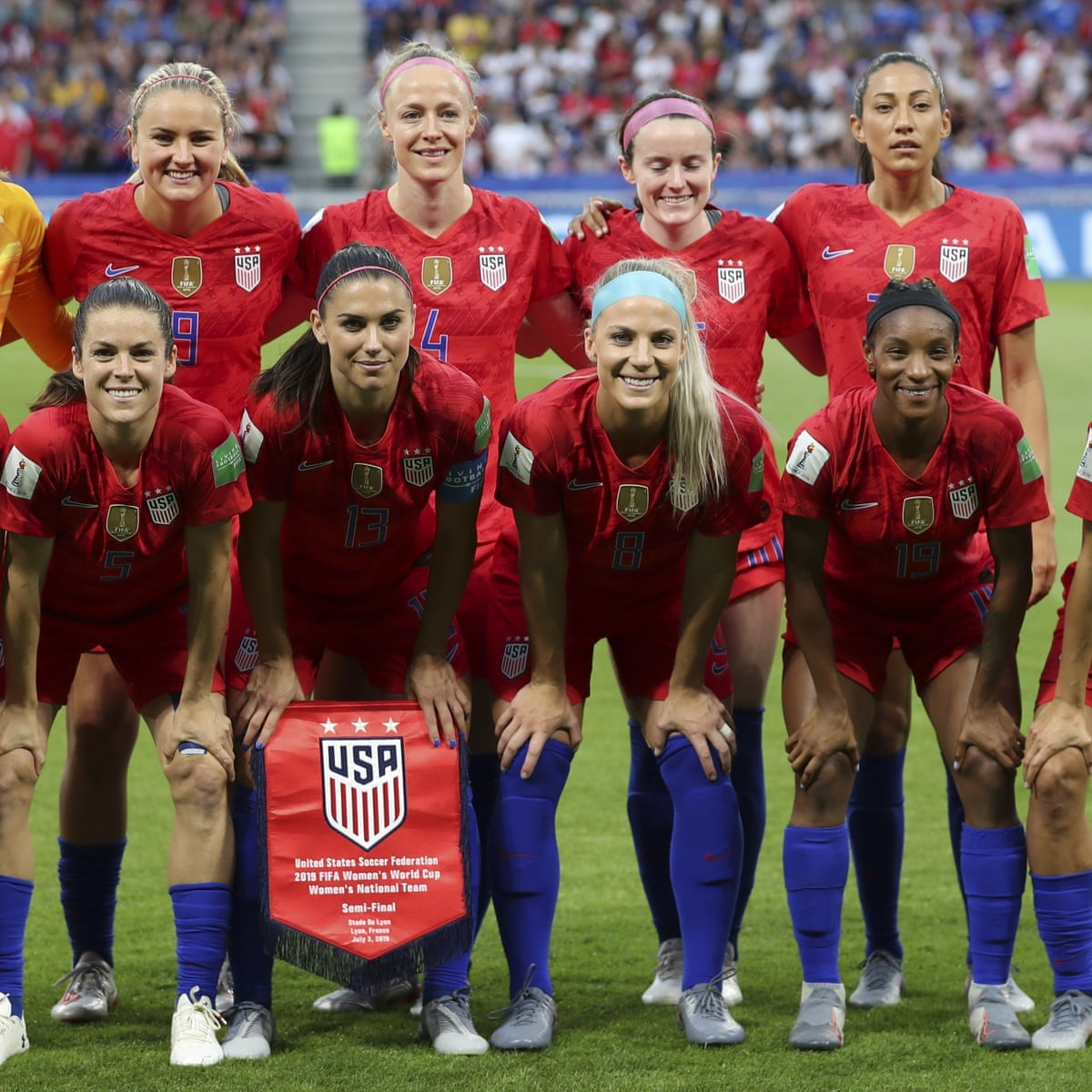 Usa S Formidable Women S Soccer Team Is No Accident It S A Product Of Public Policy Moira Donegan The Guardian
