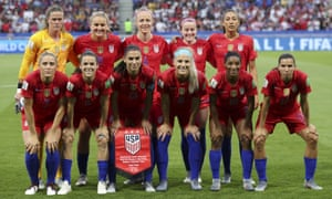 'Americans' global dominance in women's soccer is peculiar, given soccer is not a popular sport in the US for men. But the US women's team routinely routes countries where soccer is more popular.'