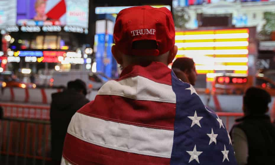 Few US experts predicted Donald Trump'e election victory.