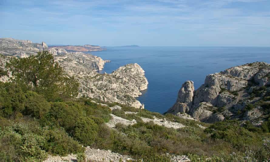 Coastal landscape seen from Cape Formentor, Mallorca