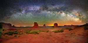 Monument Valley by John Vermette.