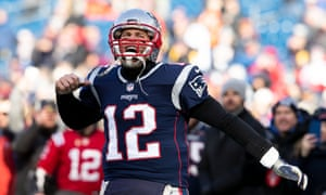 Tom Brady threw for 343 yards as he reached yet another AFC Championship game.
