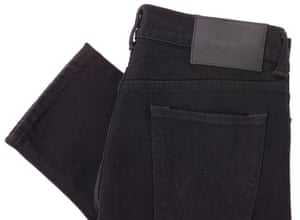 'I've been wearing black jeans for about 35 years'