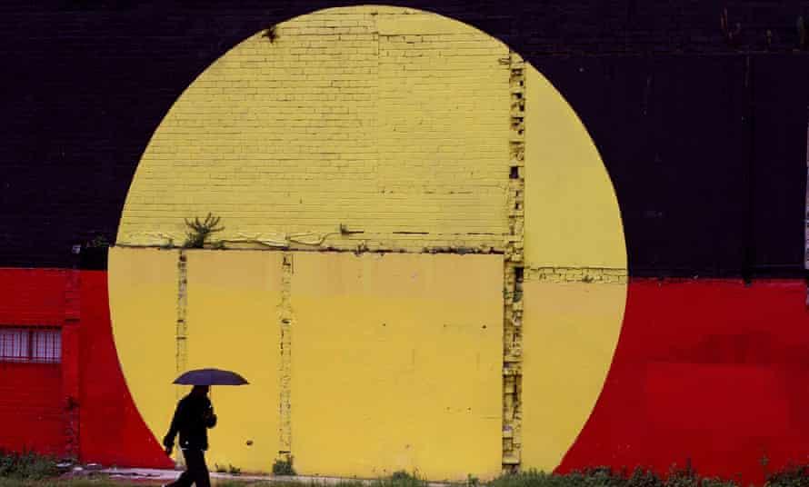 Indigenous flag image