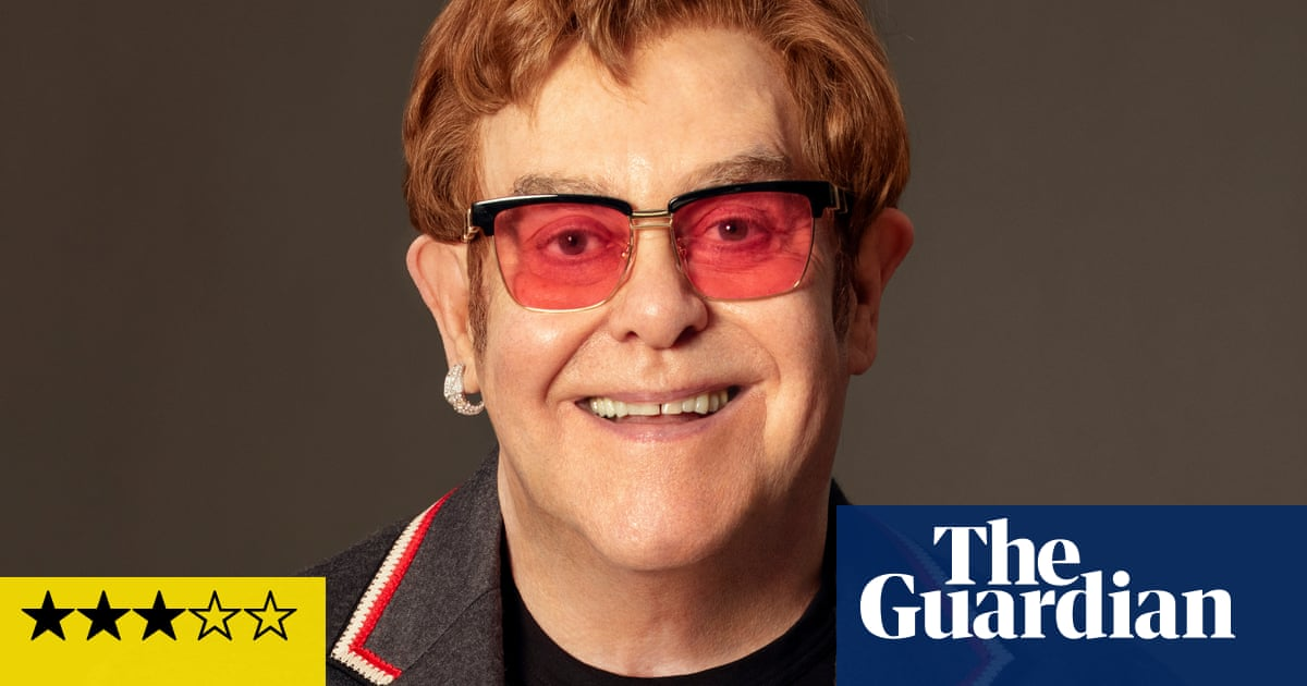 Elton John: The Lockdown Sessions review – Elton as bejewelled curator