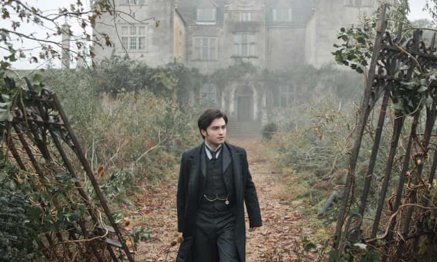 Daniel Radcliffe in the film adaptation of The Woman in Black, the 1983 book by Susan Hill.
