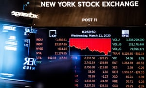 Stocks took another plunge on the New York Stock Exchange tonight