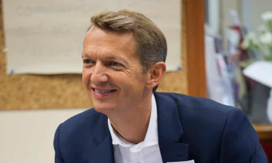 The Bank of England's chief economist, Andy Haldane