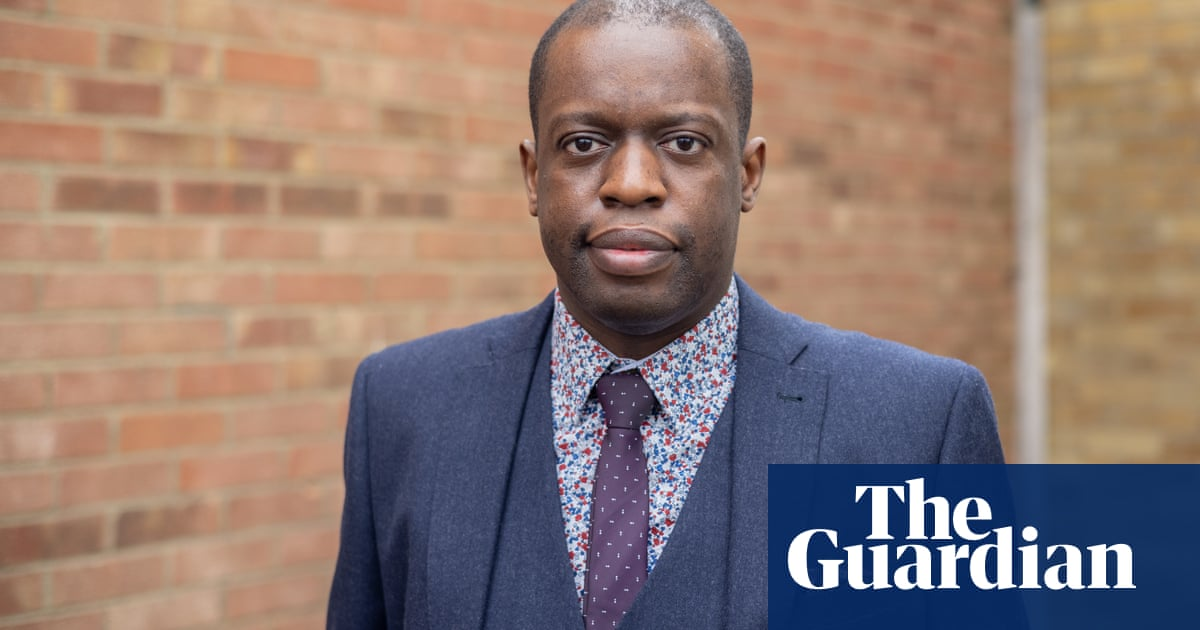 I'm quitting as an academic because of racism and joining Surrey police