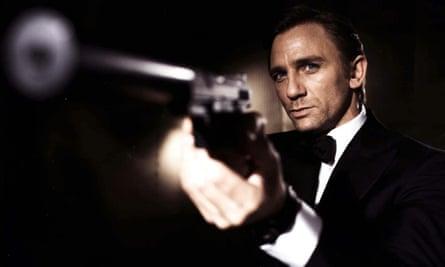 Daniel Craig, set to return as James Bond in the untitled 25th instalment.