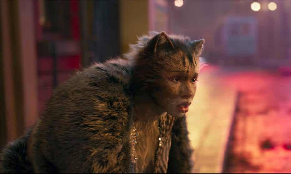 Jennifer Hudson in Cats.