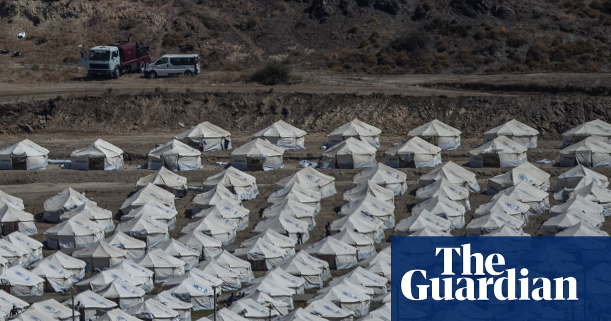 Greece pledges migrants made homeless will be resettled within days – The Guardian