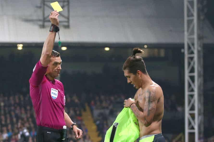 Not again, Roberto ...