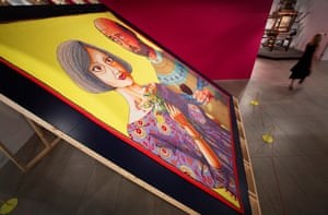 Julie Cope's Grand Tour, by Grayson Perry