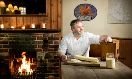 Stephen Harris, chef at the Sportsman pub, brings out the flavours of the Kent coast.