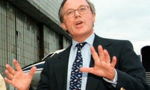 Sir Andrew Wood says the ex-MI6 agent's dossier 'has to be disproved, rather than anything else'.