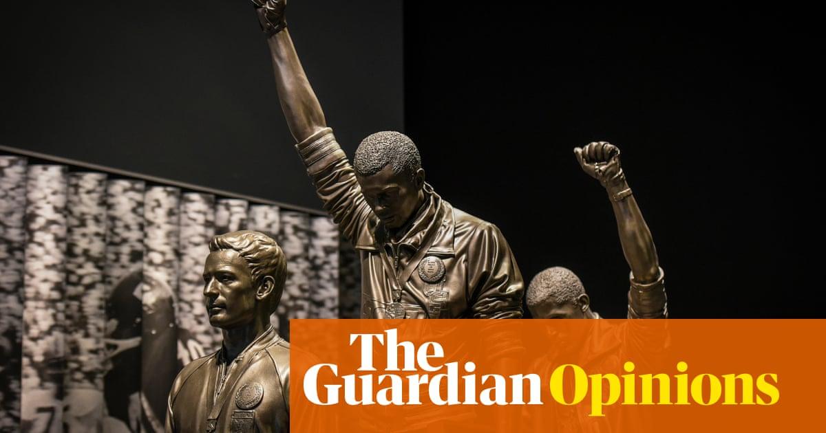 IOC's oppressive podium rules ignore history of legitimate Olympic protest | Sean Ingle