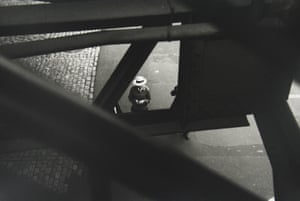 From The El, 1955, by Saul Leiter