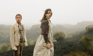 Solomon Glave as Heathcliff in Andrea Arnold's 2011 adaptation of Wuthering Heights