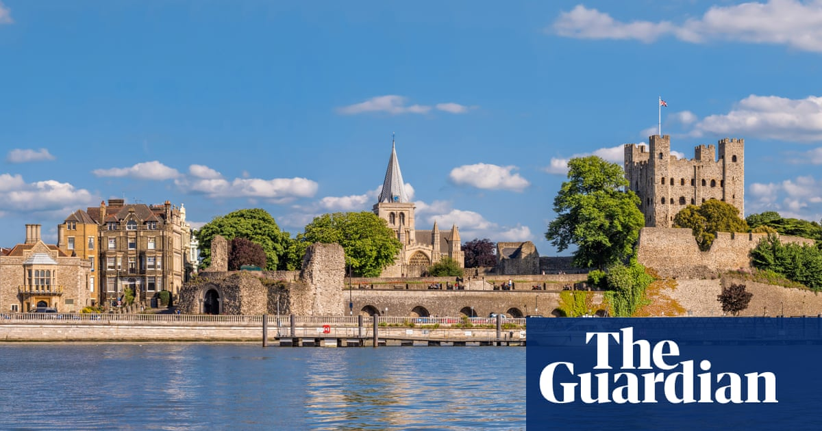 Let s move to rochester kent it s ravishingly beautiful - Rochester home and garden show 2017 ...