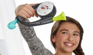 'When I tell people I do the voice, they say: I hate you' … Bop It!