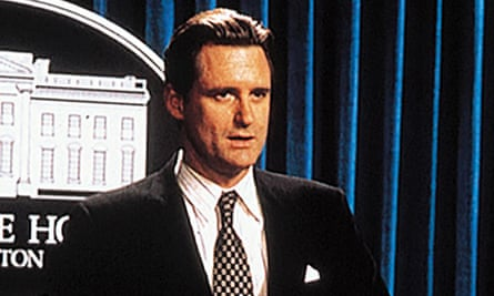 The Potus with the mostest ... Bill Pullman as Thomas Whitmore in Independence Day.