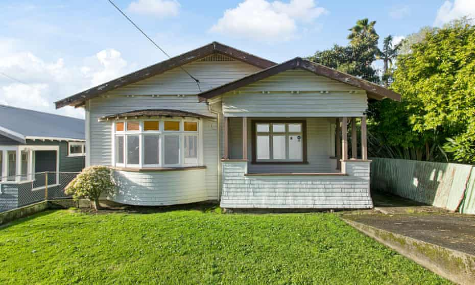 A house in Ariki Street, Grey Lynn in Auckland New zealand that has sold for more than $2m