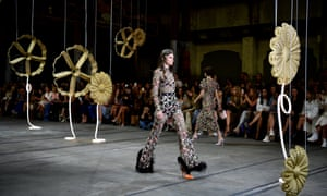 An Alice McCall show in Sydney