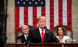 The State of the Union bores President Trump as much as he bored us while delivering it.