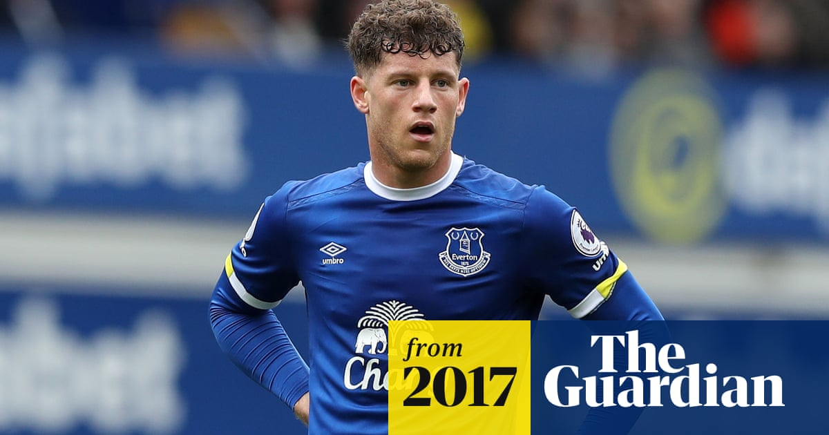 the latest ab386 a8e5f Everton's Ross Barkley 'changed his mind' over £35m move to ...