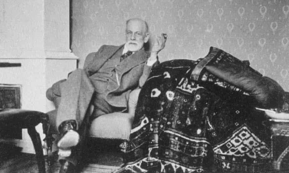 Sigmund Freud circa 1932.