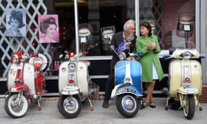 Although it has become something of a retro fetish object, the Vespa is a highly functional urban vehicle, argues Corrado Nicora.