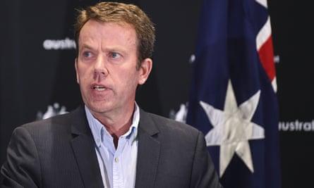 Australian education minister Dan Tehan