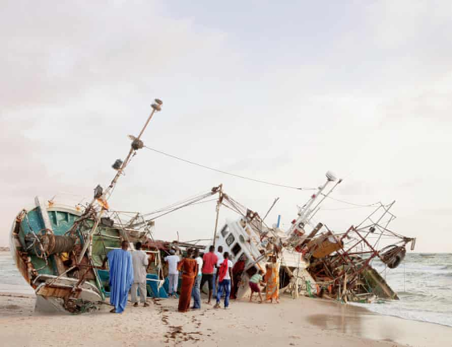 Act of Recovery (Part I), Nouakchott, Mauritania.