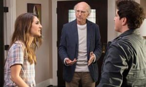 It was something he said: Larry David in Foisted