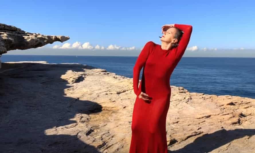 Star power ... Australian choreographer Meryl Tankard in Mitchell Rose's And So Say All of Us.