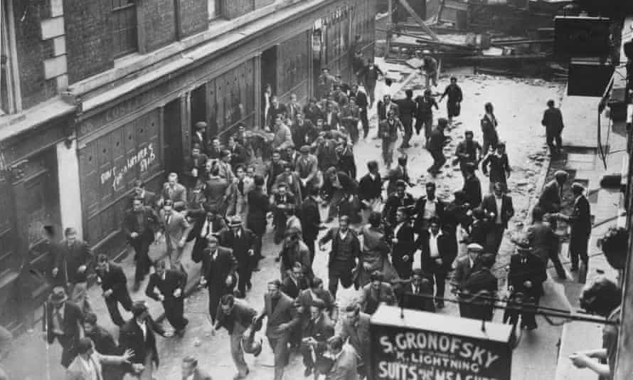 'The repeated invocations of Cable Street [anti-facist demonstration] can give a misleading picture.'