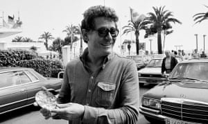 Ermanno Olmi in Cannes in 1978.