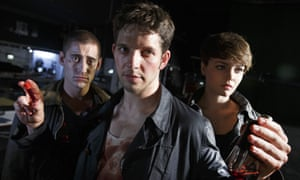 Being Human: a hit for BBC3 before it went online-only.