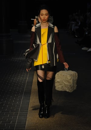 Naruhiro Iizawa, London College of Fashion