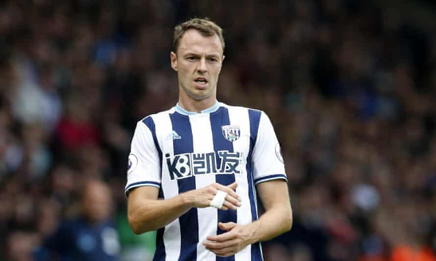 Jonny Evans has played both Premier League games this season at left-back but can also play at centre-back.
