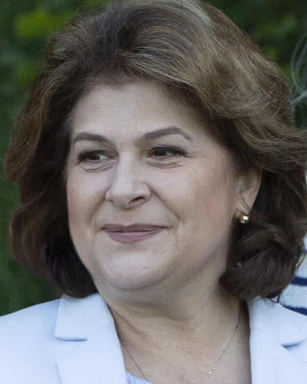 Rovana Plumb, Romania's commissioner designate