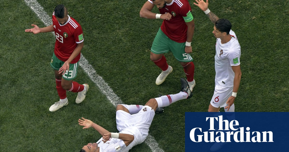 What is 'shithousery'? And why it's the World Cup's biggest problem