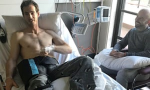 Andy Murray has undergone hip surgery in Australia and is hoping to be back in action for the grass court season.