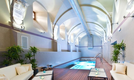 Solar, thermal… Spain's historic hotels go green
