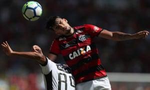 Lucas Paquetá: heading to Europe?