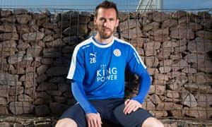 Leicester's Christian Fuchs