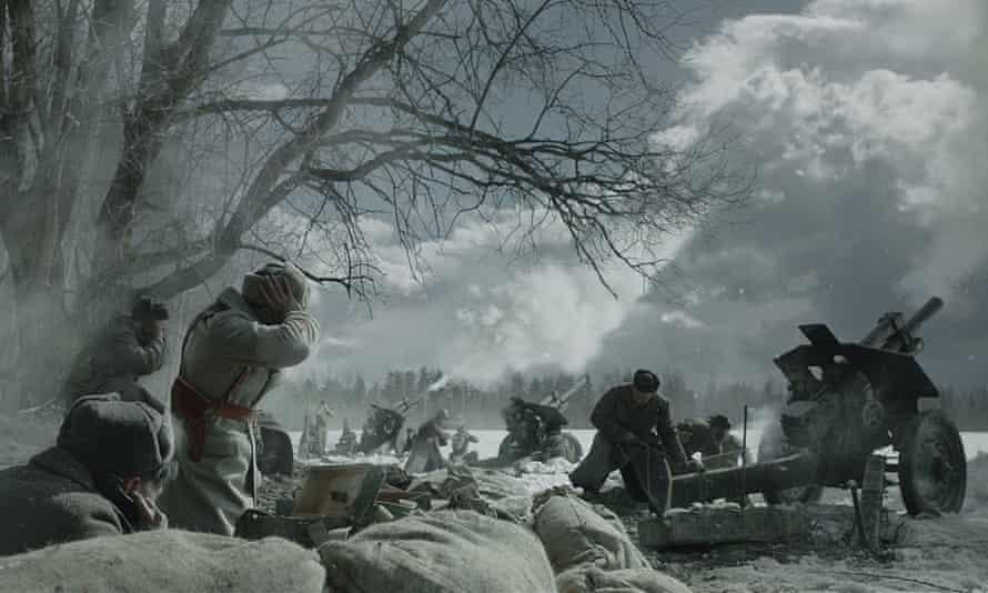 Courage under fire? … Panfilov's 28 Men